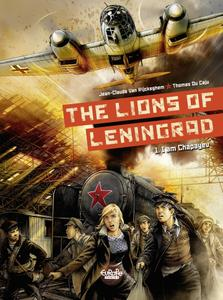 The Lions of Leningrad 01-I am Chapayev Europe Comics 2019
