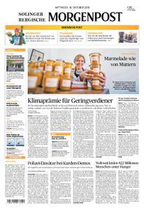 Solinger Morgenpost – 16. Oktober 2019