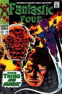 Fantastic Four 078 HD Sep 1968