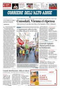 Corriere dell'Alto Adige - 20 Aprile 2018