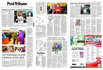 Post-Tribune – March 07, 2019