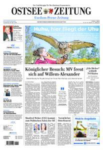 Ostsee Zeitung Wolgast - 18. April 2019