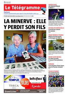 Le Télégramme Brest Abers Iroise – 23 juillet 2019