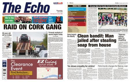 Evening Echo – April 18, 2019