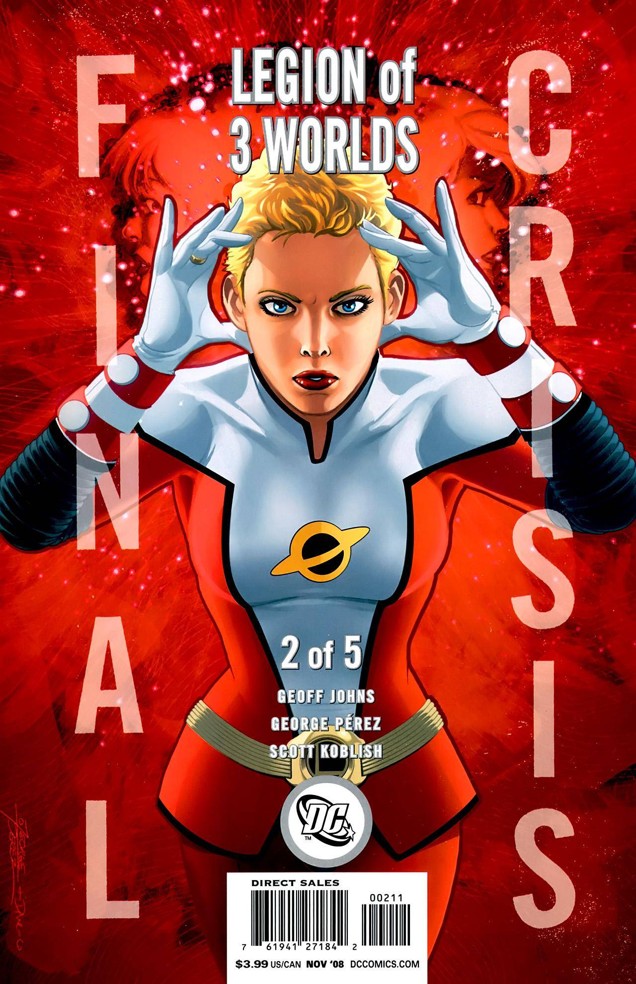 Final Crisis - Legion of 3 Worlds 02 (of 05) (2008) (both covers)