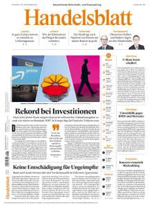 Handelsblatt - 22 September 2021