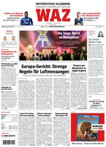 WAZ Westdeutsche Allgemeine Zeitung Oberhausen-Sterkrade - 27. Juni 2019