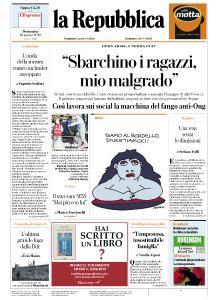 la Repubblica - 18 Agosto 2019