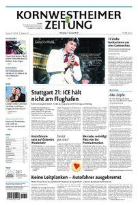 Kornwestheimer Zeitung - 09. Januar 2018