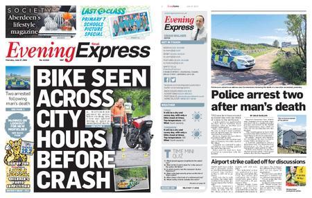 Evening Express – June 27, 2019