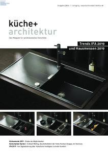 Küche+Architektur – November 2019