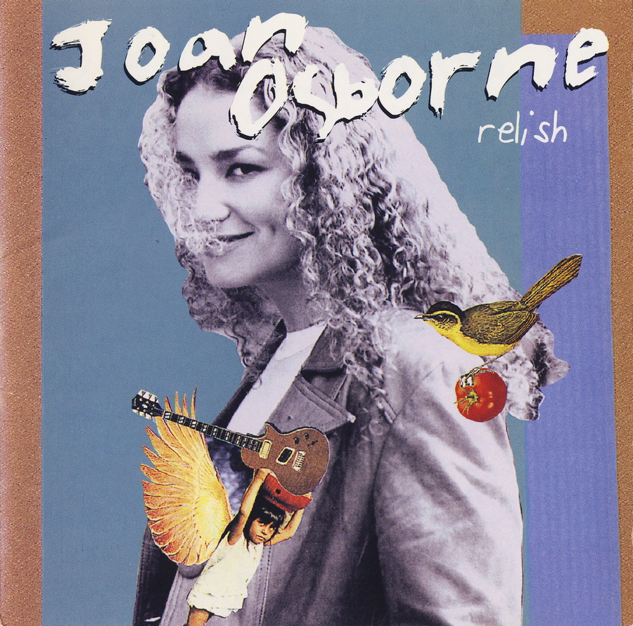 Joan Osborne - Relish (1995) {Japanese Edition}