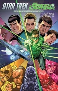 Star Trek Green Lantern The Spectrum War TPB2016DigitalTLK