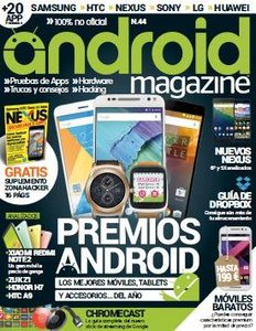 Android Magazine Spain - Issue No. 44