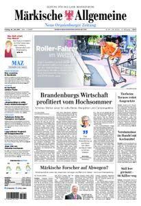 Neue Oranienburger Zeitung - 20. Juli 2018