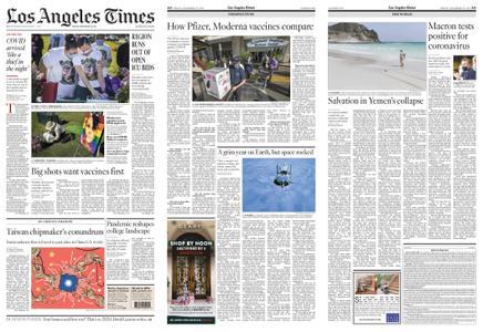 Los Angeles Times – December 18, 2020