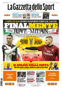 La Gazzetta dello Sport Sicilia – 12 giugno 2020