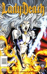 Lady Death The Rapture 04