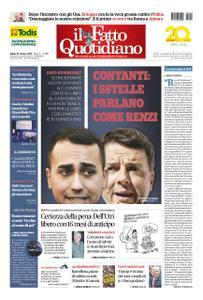 Il Fatto Quotidiano - 19 ottobre 2019