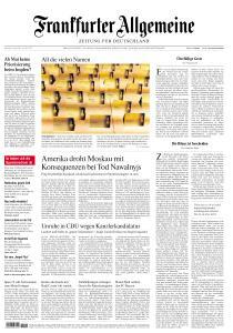 Frankfurter Allgemeine Zeitung - 19 April 2021