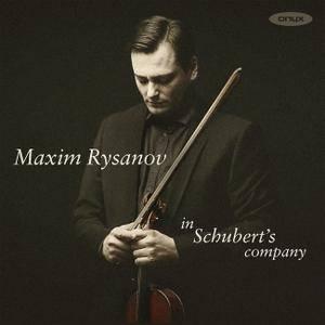 Maxim Rysanov & Riga Sinfonietta - In Schubert's Company (2017) [Official Digital Download 24/48]
