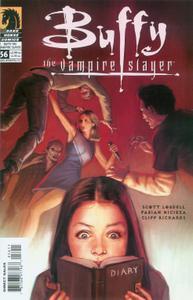 Buffy the Vampire Slayer 056 (2003