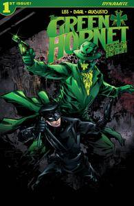 The Green Hornet - Reign of the Demon 001 2016 2 covers digital Son of Ultron-Empire