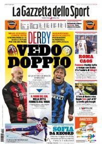 La Gazzetta dello Sport Roma – 23 gennaio 2021