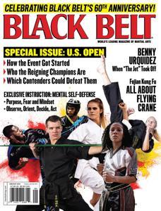 Black Belt - August/September 2021