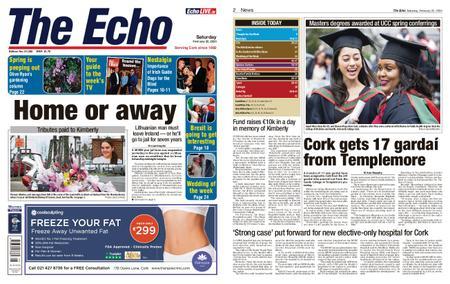 Evening Echo – February 22, 2020