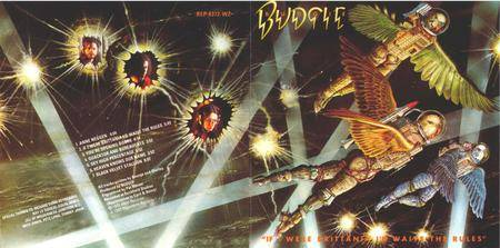 Budgie - If I Were Brittania I'd Waive The Rules (1976)