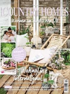 Country Homes Germany - Juli-August 2021