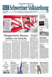 Schweriner Volkszeitung Hagenower Kreisblatt - 30. Januar 2020
