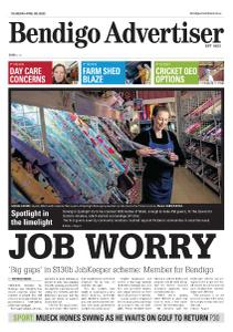 Bendigo Advertiser - April 9, 2020