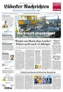 Lübecker Nachrichten Ostholstein Süd - 11. Januar 2018