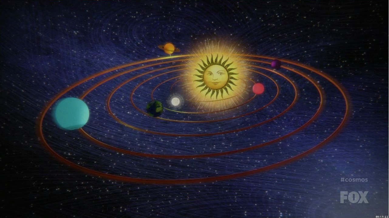Cosmos A Space Time Odyssey S01E03-E05 (2014)