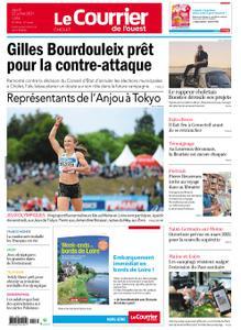 Le Courrier de l'Ouest Cholet – 22 juillet 2021