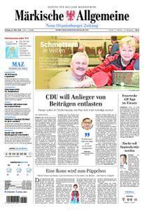 Neue Oranienburger Zeitung - 12. März 2018