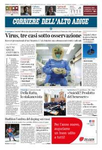 Corriere dell'Alto Adige – 23 febbraio 2020