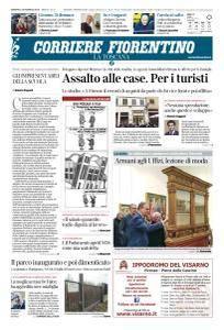 Corriere Fiorentino La Toscana - 18 Febbraio 2018
