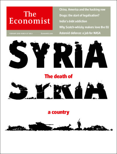 The Economist, for Kindle - Feb 23rd - March 1st 2013