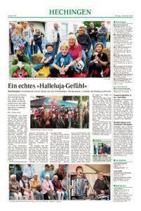 Schwarzwälder Bote Hechingen - 03. September 2018