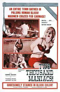 Two Thousand Maniacs (1964)