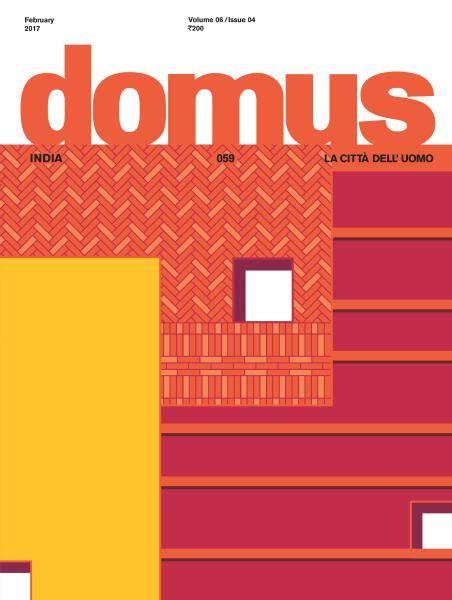 Domus India - February 2017