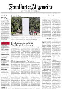 Frankfurter Allgemeine Zeitung - 16 Juni 2020