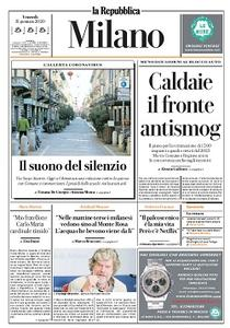 la Repubblica Milano - 31 Gennaio 2020