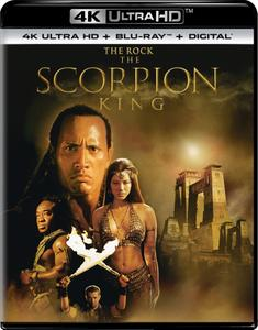 The Scorpion King (2002) [4K, Ultra HD]