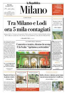 la Repubblica Milano - 16 Giugno 2020
