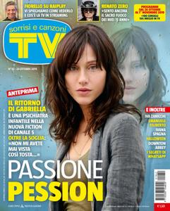 TV Sorrisi e Canzoni – 22 ottobre 2019