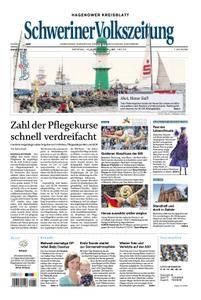 Schweriner Volkszeitung Hagenower Kreisblatt - 13. August 2018